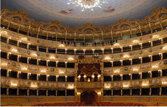 Que voir et visiter à Venise fenice