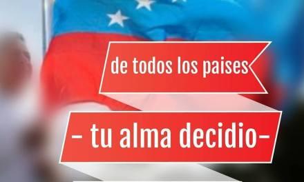 Tu alma eligió nacer en Venezuela
