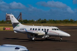 Avioneta pa' Canaima