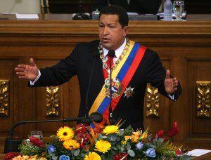 チャベス大統領