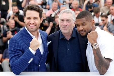 "Edgar Ramírez llega a Cannes con ""Hands of Stone"""
