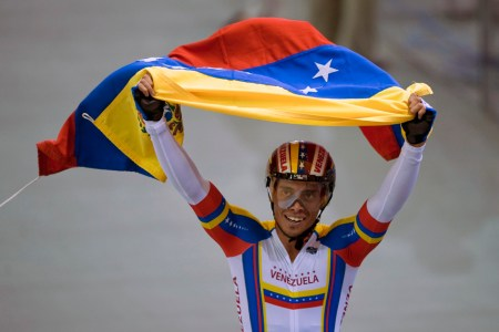 Yereman Salazar otro atleta clasificado a Río 2016