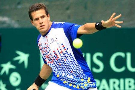 Luis David Martínez a segunda ronda del Abierto Internacional de Tenis de Blois