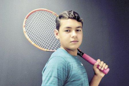 Eduardo Montes: Listo para triunfar en el Beach Tennis