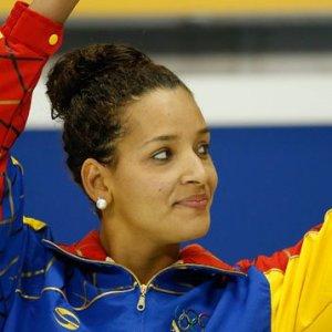 Andreina Pinto, lista para Río 2016