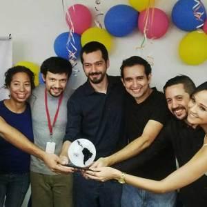 """""""oh mundo"""" serie de televisión venezolana triunfa en el exterior"""
