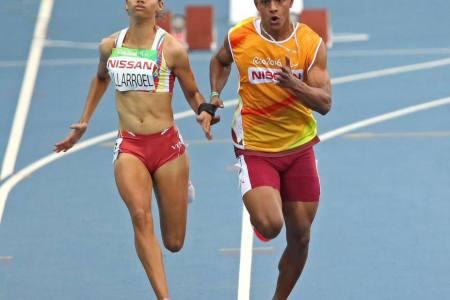 Greilyz Villarroel gana segundo diploma Paraolímpico