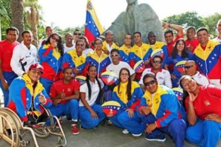 Venezuela y su mejor actuación en juegos paraolímpicos