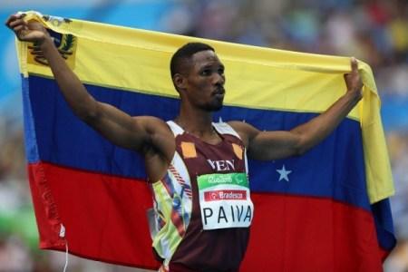 Luis paiva ganó diploma en 1500 mts planos