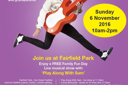 Celebrating Grandparent's Day & Children's Week in Fairfield NSW