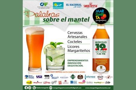 La moda de la cerveza y licores astesanales en Margarita Gastronómica