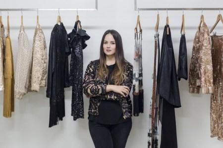 Valentina Amengual, con o sin chaqueta