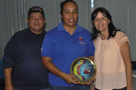 Rosa Rodríguez repite como la mejor del atletismo