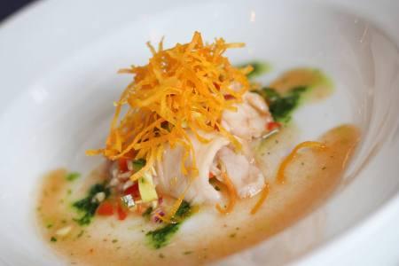 """Chef Edgar Leal: """"Sin gritos se cocina mejor"""""""
