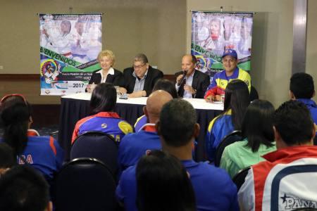 Karatecas venezolanos comienzan el ciclo olímpico