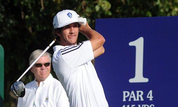 Criollo Manuel Torres integró equipo campeón en golf estadounidense
