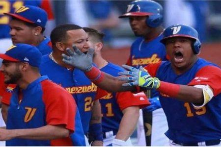 Venezuela reaccionó en el noveno para liquidar a Italia