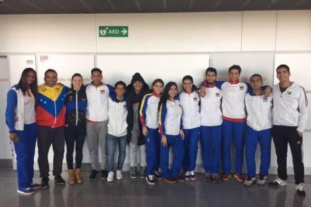 Esgrimistas criollos presentes en Mundial Juvenil