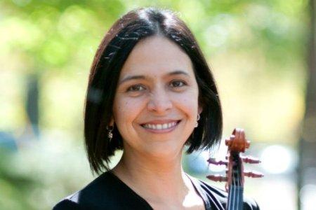 Violinista Marion Peraza cosecha éxitos en el exterior