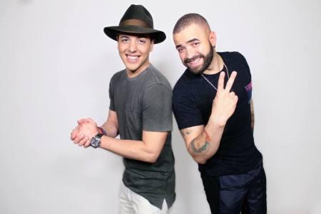 Nacho y Víctor Muñoz lanzan nuevo tema para Venezuela