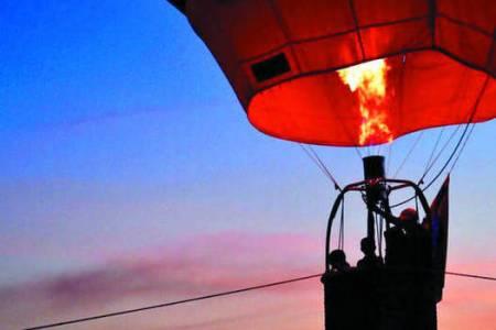 Jimmy Marull: Volar en globo es como enamorarse