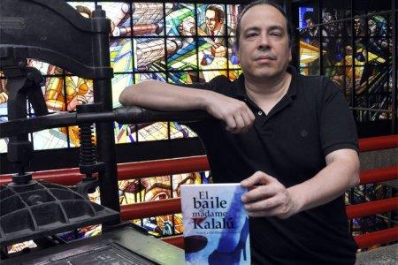 """Juan Carlos Méndez: """"Escribiré hasta el último segundo"""""""