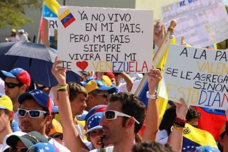 ¿Cómo ayudar a Venezuela desde el exterior?