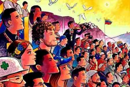 """""""Héroes de la Libertad"""" y otras 10 ilustraciones del artista venezolano Oscar Olivares"""