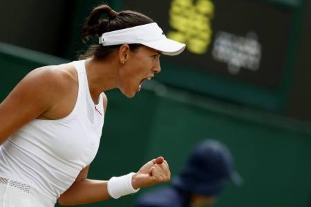 Muguruza eliminó del Wimbledon a la número uno del mundo
