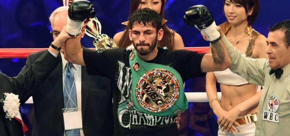 Jorge Linares, boxeador del mes por la AMB