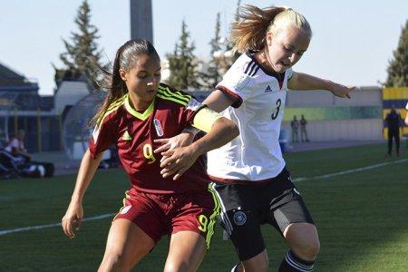 Deyna Castellanos opta al Premio FIFA a mejor gol del año