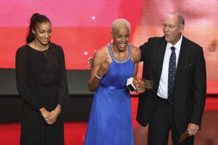 Yulimar Rojas ganó premio Atleta Revelación del año que entrega la IAAF
