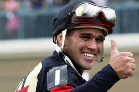Javier Castellano fue premiado como el mejor jinete sobre gama en EE UU