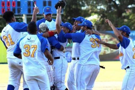 Venezuela se alzó con el título del Panamericano de béisbol Sub-23