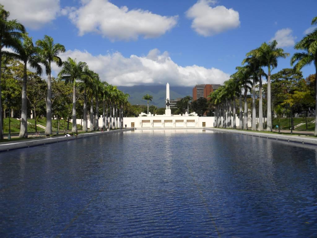 Paseo Los Prceres  Venezuela Tuya