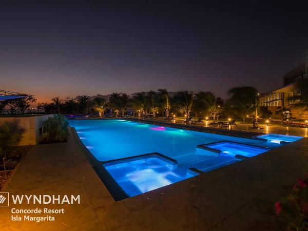 Wyndham Concorde Resort Isla Margarita Hotel  Venezuela