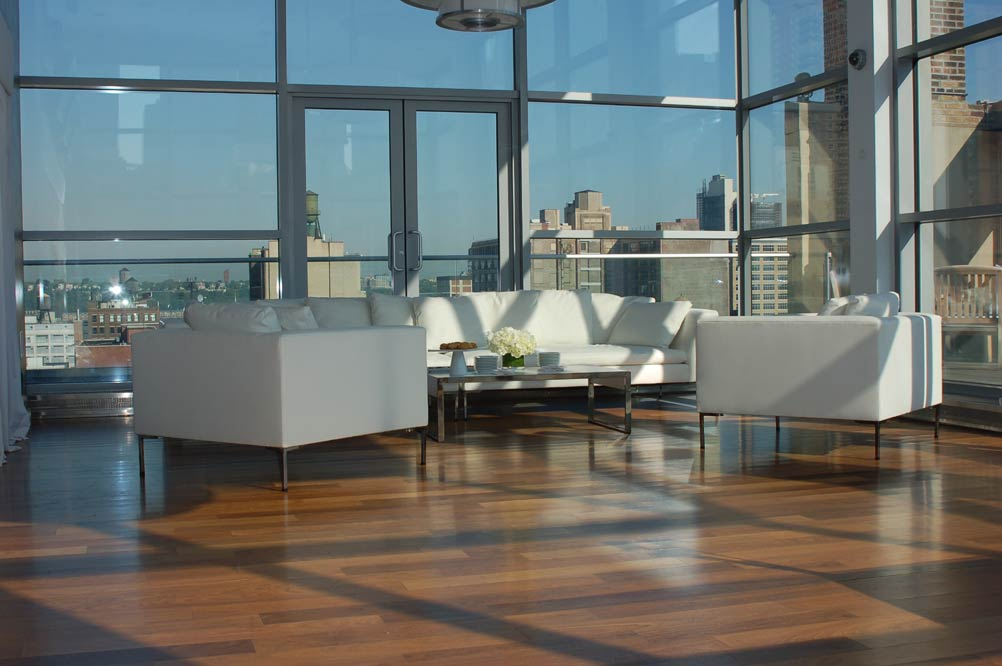 MidtownHells Kitchen Furnished Penthouse Loft with Terrace  New York NY  Event Space Loft
