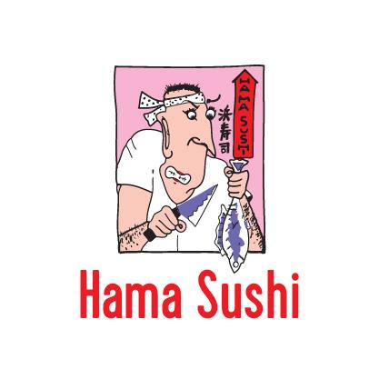 Hama Sushi - Venice