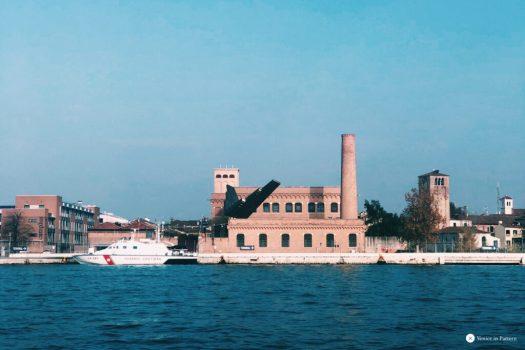 ex Cotonificio Olcese , Dorsoduro, Venice