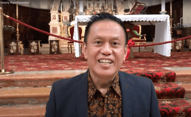 Greetings from Tommyanto Kandisaputra