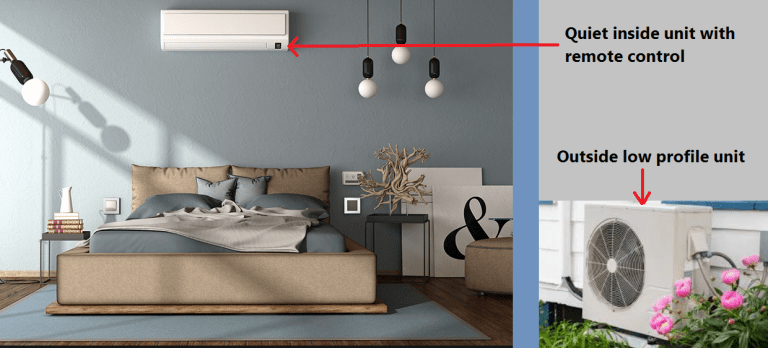 Install ductless ac venice cooling