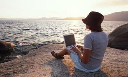 Travel Blogger Marischka Prudence