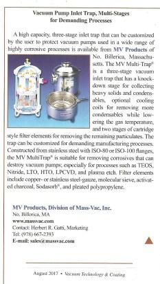 MV Prods. Vacu Tech and Coating 8-17 001