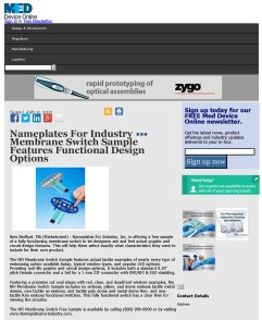 Nameplates For Industry Membrane Switch Sample Features Functional Design Op_Page_1