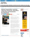 Adcole Corporation receives visit from Governor, Secretary of Housing and Ec_Page_1