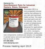 Dampney- Process Heating April 2015