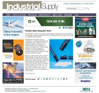 FlexStat Static Dissipative Hose - Industrial Supply Magazine