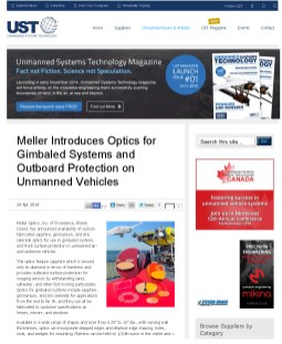 Meller Introduces Optics for Gimbaled Systems and Outboard Protection on Unm_Page_1