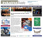 Rex Cut mounted points and Type 1 abrasive wheels - Industrial Supply Magazi