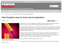 Static Dissipative Hose for Severe Service Applications _ Powder_Bulk Solids_Page_1